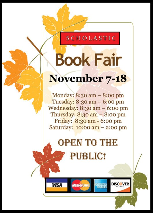 bookfair Nov